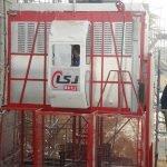 construction hoist in Egypt